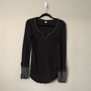 Free People Kyoto Cuffed Thermal